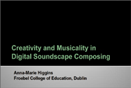 Anna-Marie Higgins Froebel College of Education, Dublin